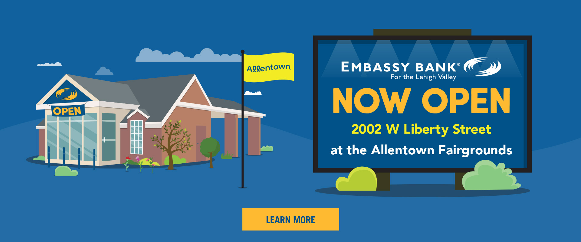 Embassy Bank for the Lehigh Valley   Personal and Business ...